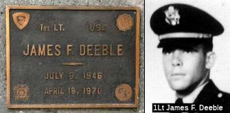 James F Deeble