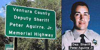 Peter Aquirre Jr Memorial Highway
