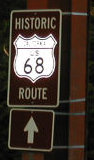 Historic Route 68