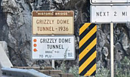 Grizzly Dome Tunnel