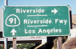 Riverside Freeway
