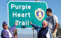 National Purple Heart Trail (Rte 223)