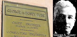 George A. Posey Tube