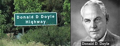 Donald D. Doyle Highway