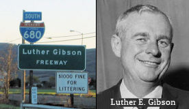 Luther Gibson Freeway