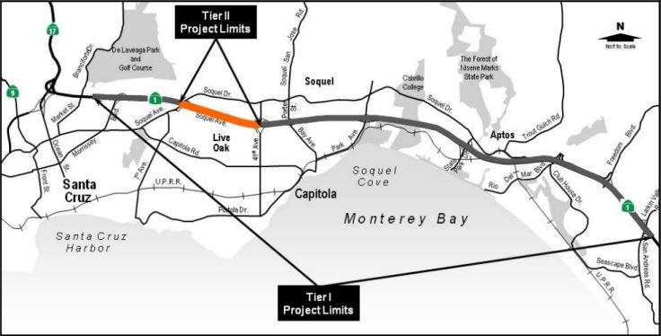 California Highways (www cahighways org): Routes 1 through 8