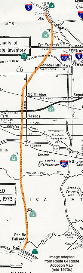 California Highways (www cahighways org): Routes 9 through 16