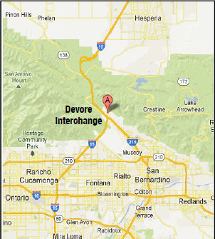 15/215 Devore Interchange