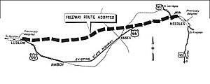 1964 route adoption