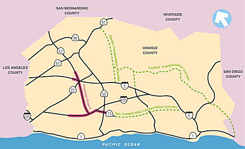 California Highways (www cahighways org): Routes 57 through 64