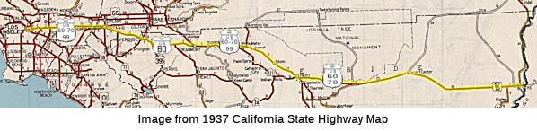California Highways (www.cahighways.org): Routes 57 through 64