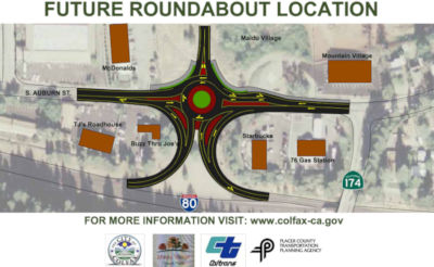 Colfax Roundabout