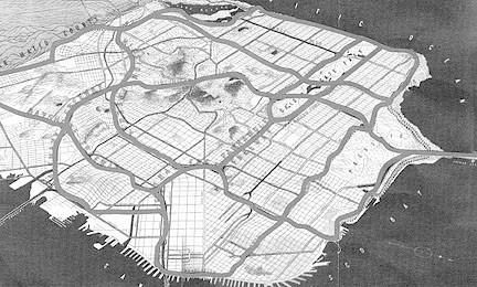 [1947 SF Freeway Plan]