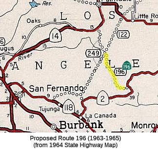 California Highways (www cahighways org): Routes 193 through 200