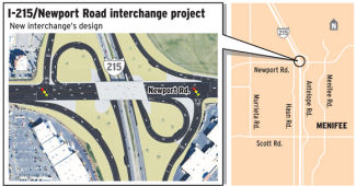 Newport Road Interchange