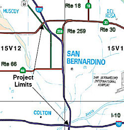 California Highways (www cahighways org): Routes 209 through 216