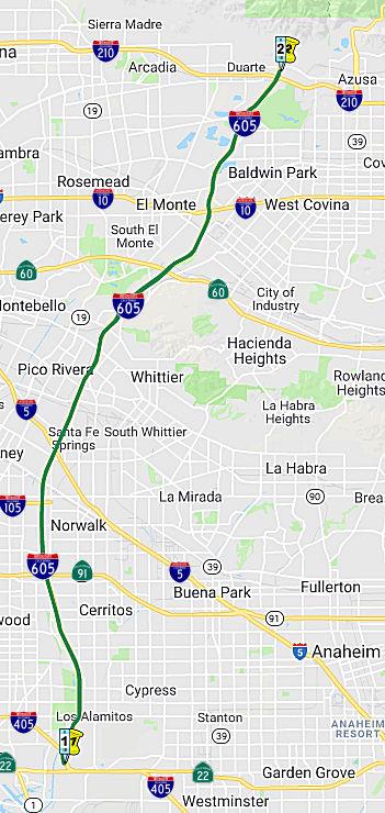 California Highways (www cahighways org): Routes 466 through 740